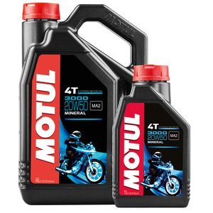 3000 4T Engine Oil
