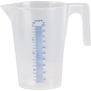 1 Liter Measuring Cup with Scale,
