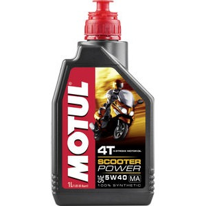 Scooter Power 4T Engine Oil