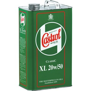 Engine Oil Classic XL SAE 20W-50