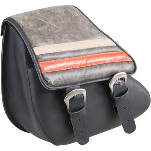 Solo Swingarm Pannier for