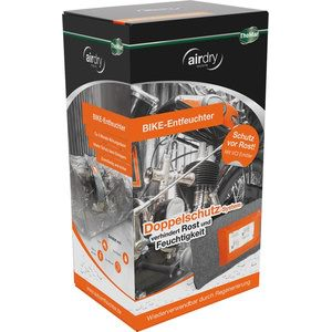 Airdry deumidificatore moto