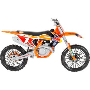 Die-cast KTM SX-F 450 Supercross