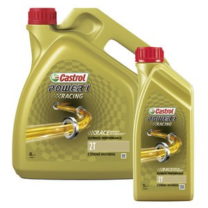 Power1 Racing 2T Engine Oil