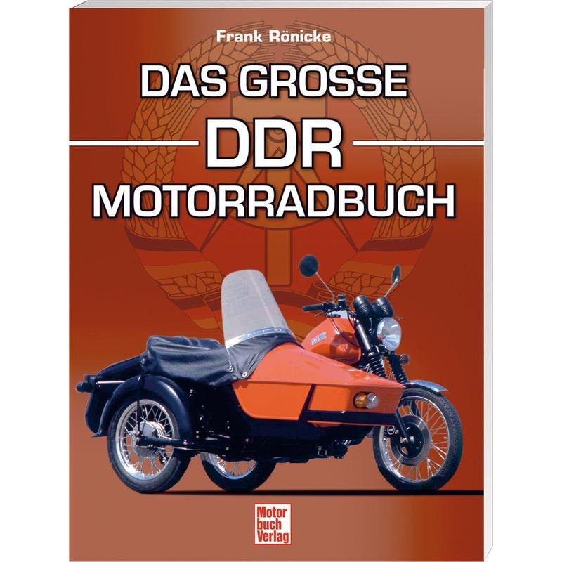 DAS DDR -  MOTORRADBUCH