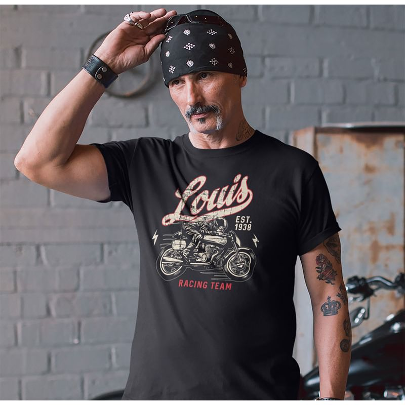 LOUIS RACING TEAM T-SHIRT