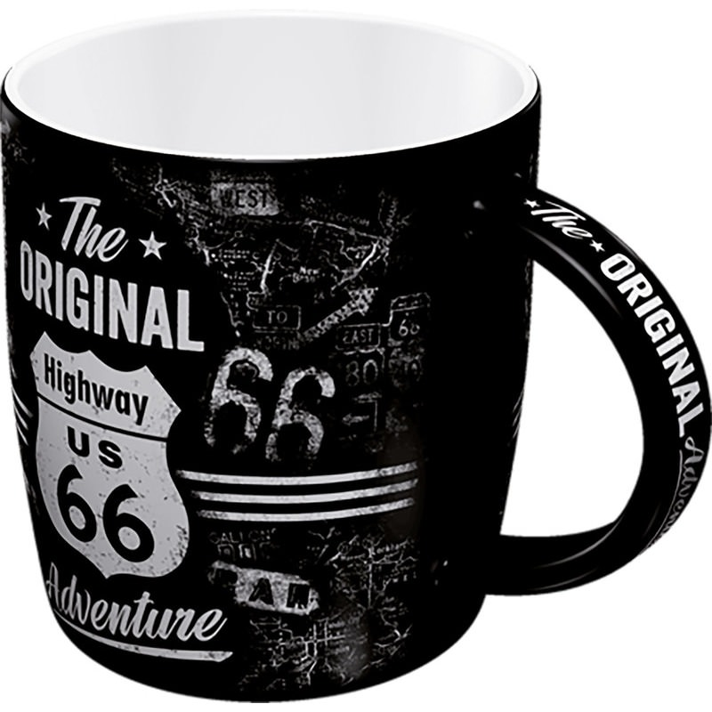 BECHER *ROUTE 66*