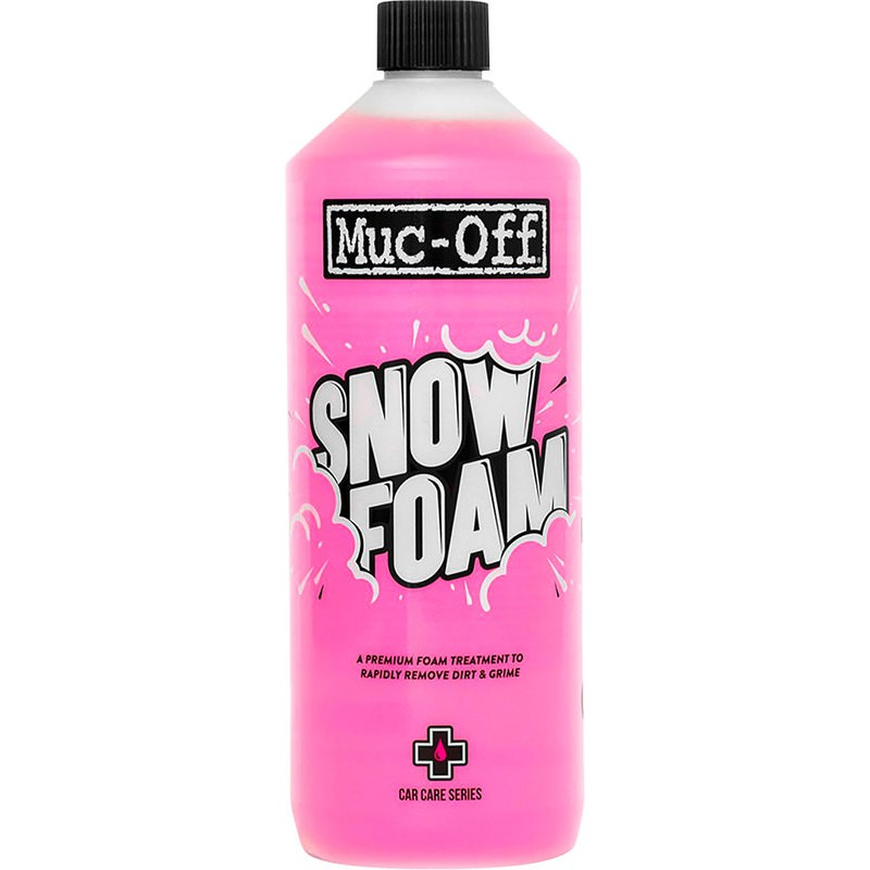 MUC-OFF MOTORCYCLE SNOW