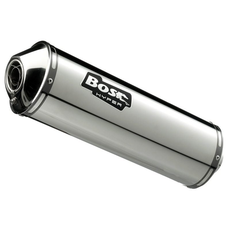 BOS *OVAL* DAEMPFER
