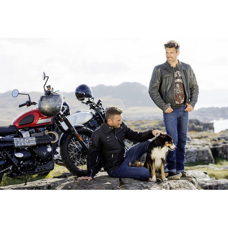 MENS LEATHER GLOVES VINTAGE MOTORCYCLE  CAFE RACER WORKWEAR BIKER MECHANIC