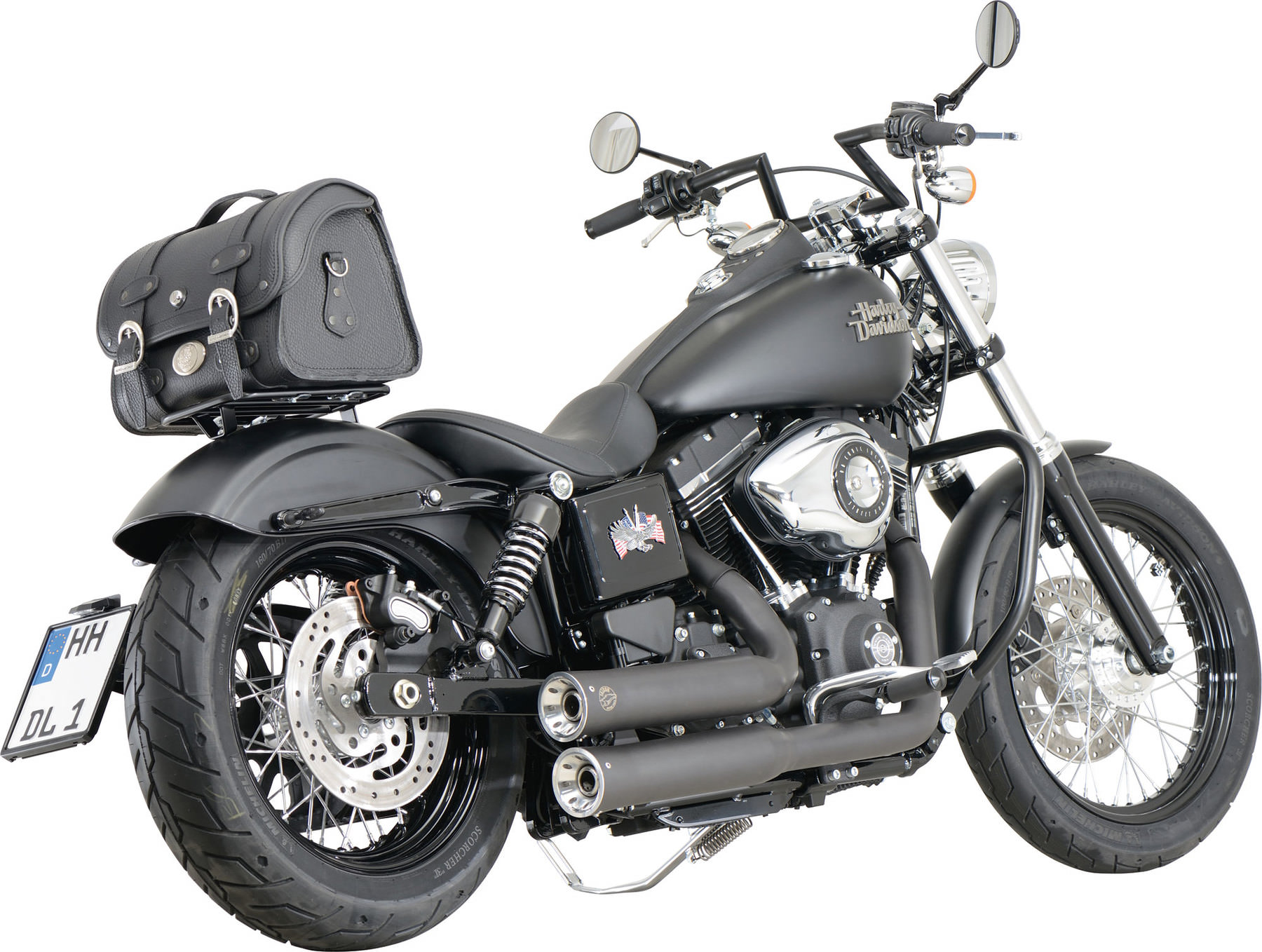 Buy Falcon Double Groove Complete Exhaust Full Exhaust System Louis Motorcycle Clothing And Technology
