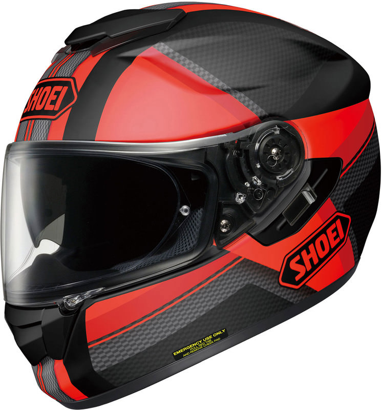 SHOEI GT-AIR EXPOSURE TC1
