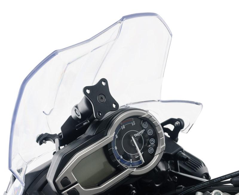GPS-HALT. TRIUMPH TGR 800