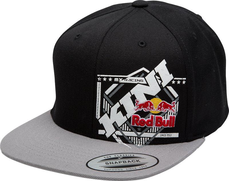 KINI RED BULL SLANTED CAP