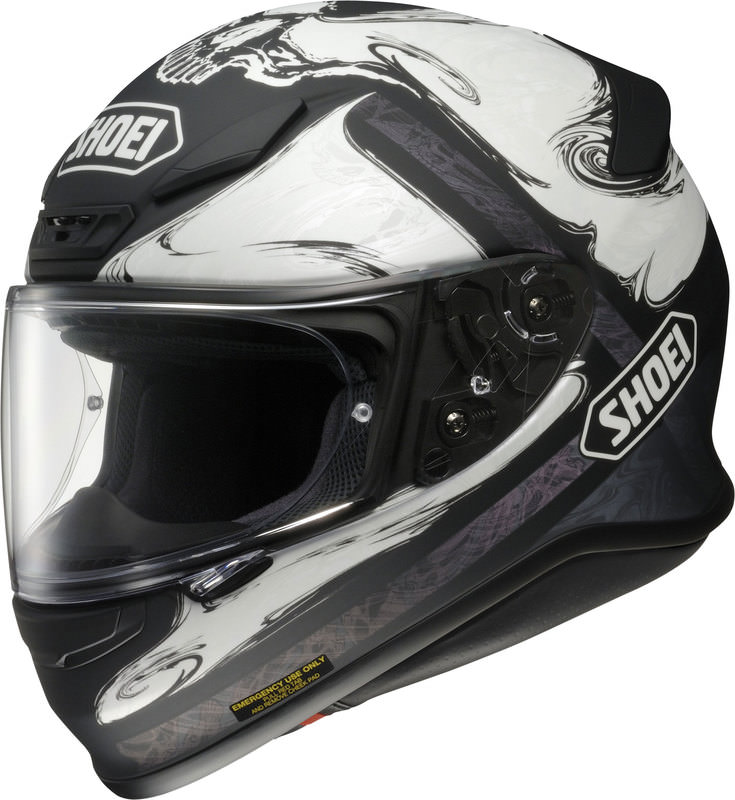 SHOEI NXR PHANTASM TC-6