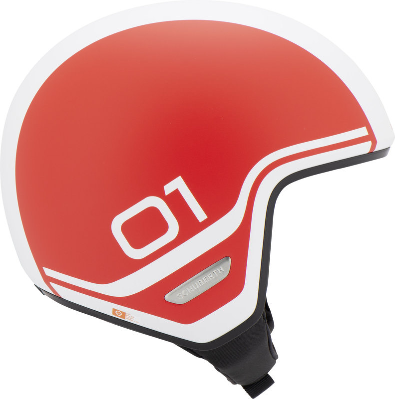 SCHUBERTH O1 ERA RED