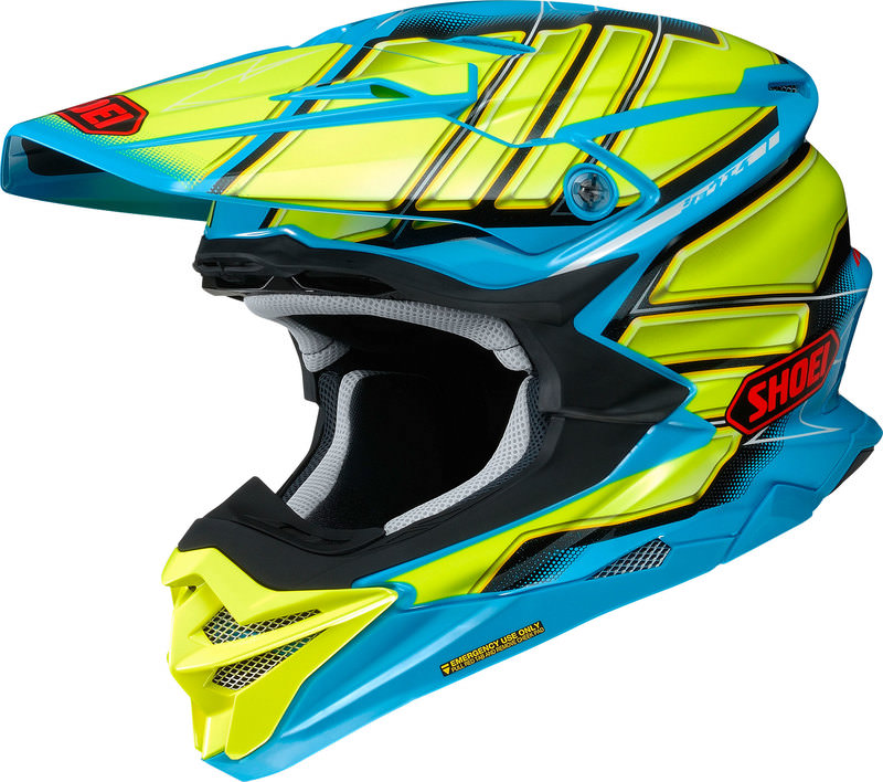 SHOEI VFX-WR GLAIVE TC2