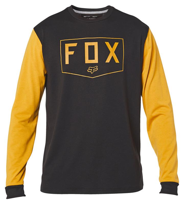 FOX SHIELD LS TECH TEE