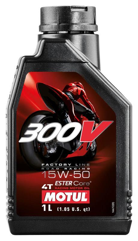 MOTUL 300V 4T FL 15W-50