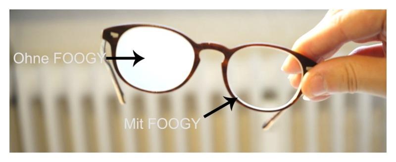 FOOGY ANTIBESCHLAGS-