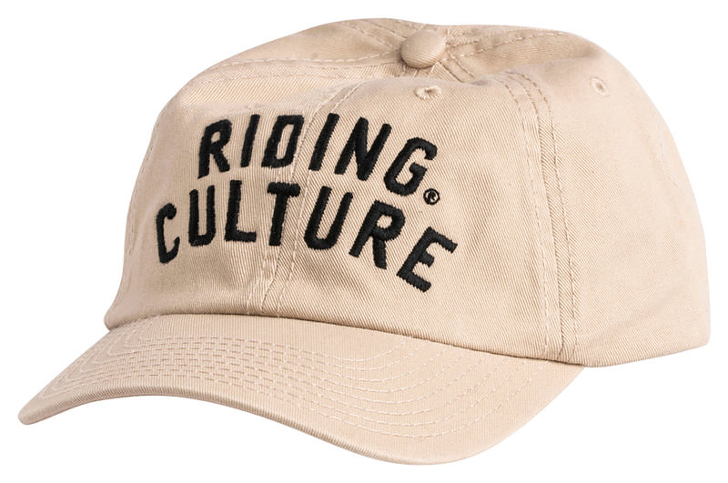 RIDING CULTURE TEXT DAD