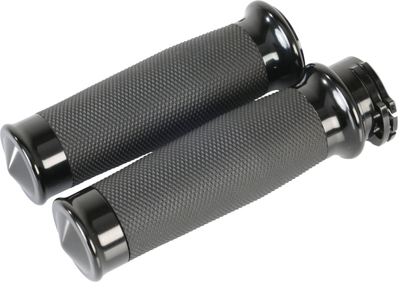 H-D HANDLEBAR GRIPS WITH