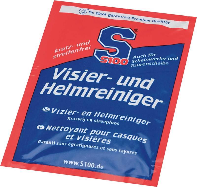 S100 VISOR+HELMET CLEANER