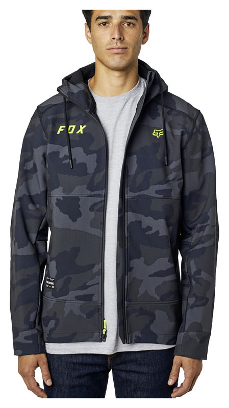 FOX PIT FUNKTIONSJACKE