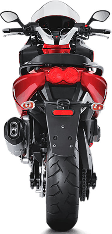 AKRAPOVIC SCOOTER LINE