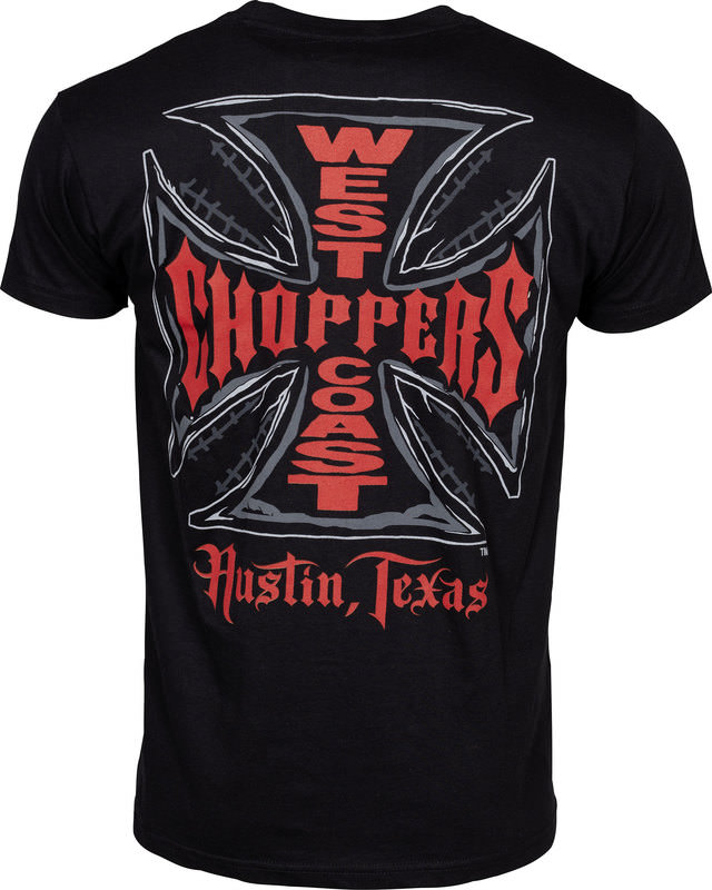 WCC T-SHIRT WEB CROSS