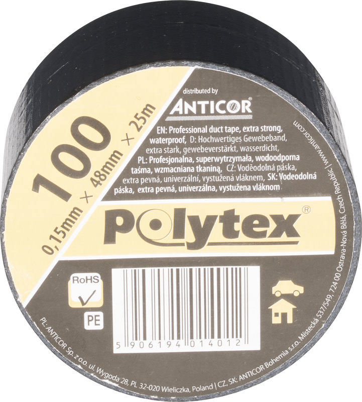 POLYTEX 100 GAFFERTAPE