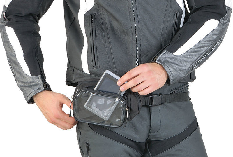 2-IN-1 WAIST-/TANKBAG