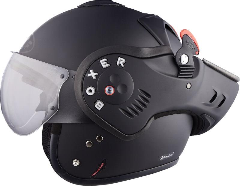 ROOF BOXER V8