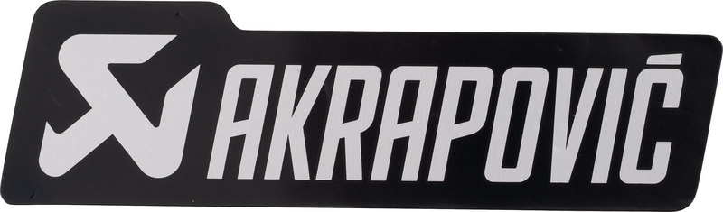 AKRAPOVIC DECAL