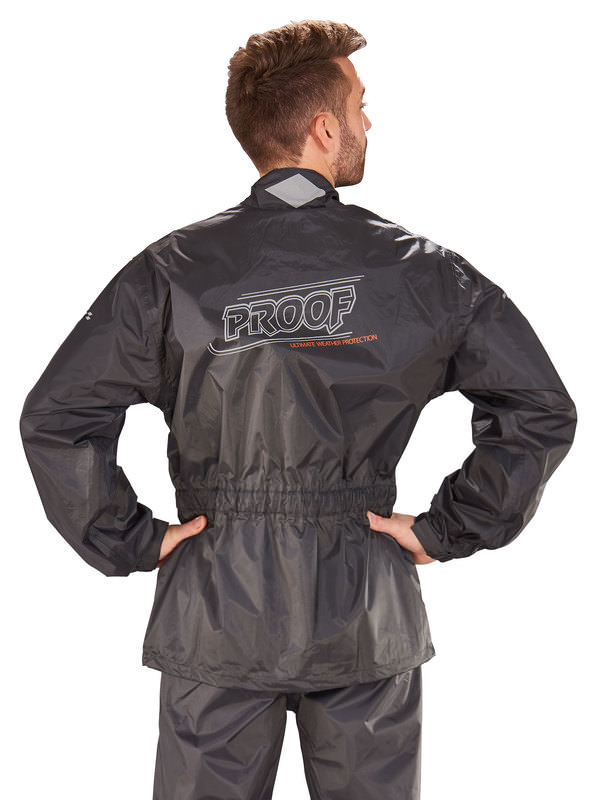 PROOF REGENJACKE