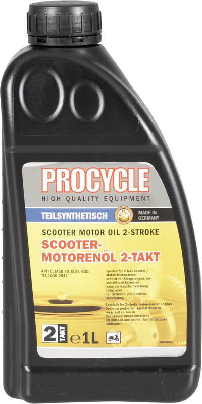 SCOOTERMOTOROEL PROCYCLE