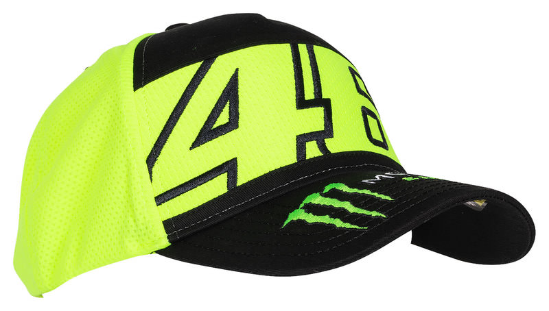 VR46 MONSTER DUAL CAP