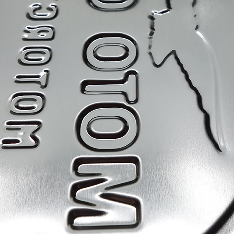 BLECHSCHILD MOTO