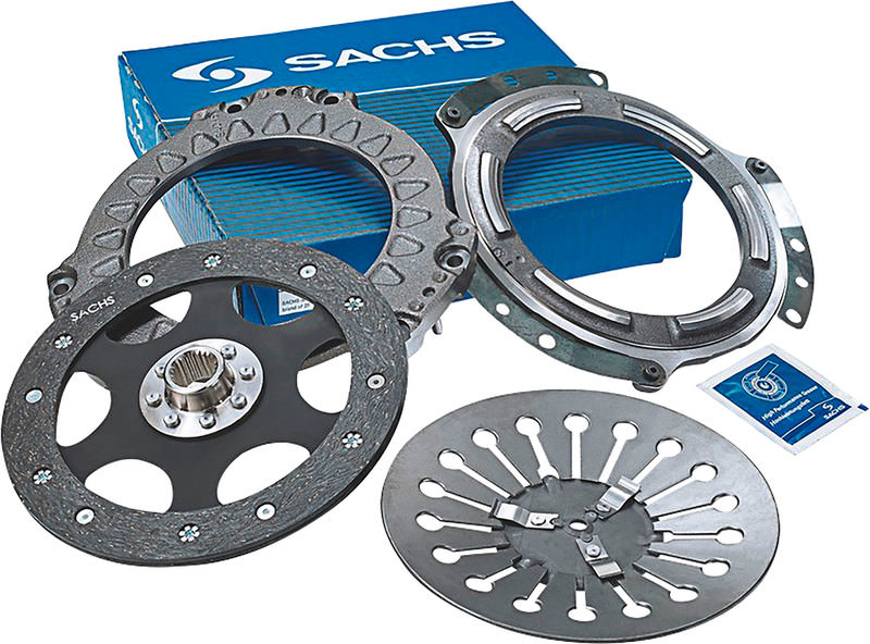 COMPLETE SACHS CLUTCH KIT