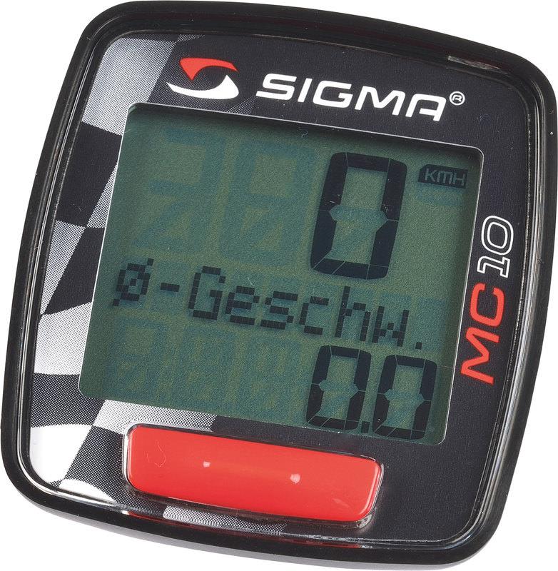SIGMA MC 10 DIGITAL-TACHO