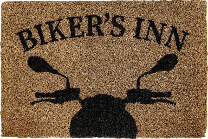 FUSSMATTE*BIKERS INN*