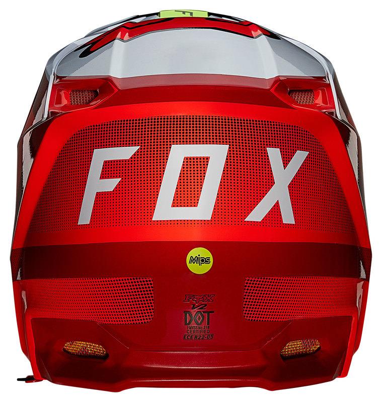 FOX V2 VOKE MOD.2021