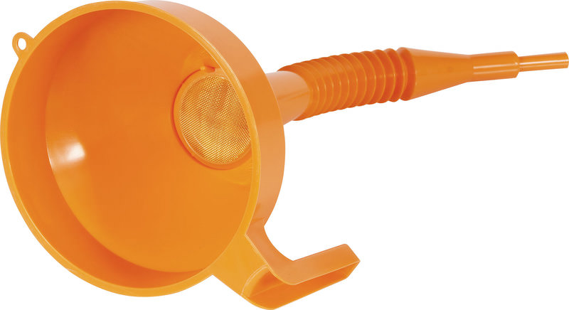 FUNNEL W. STRAINER