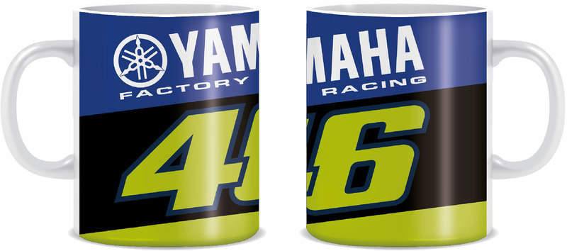 VR46 YAMAHA RACING BECHER