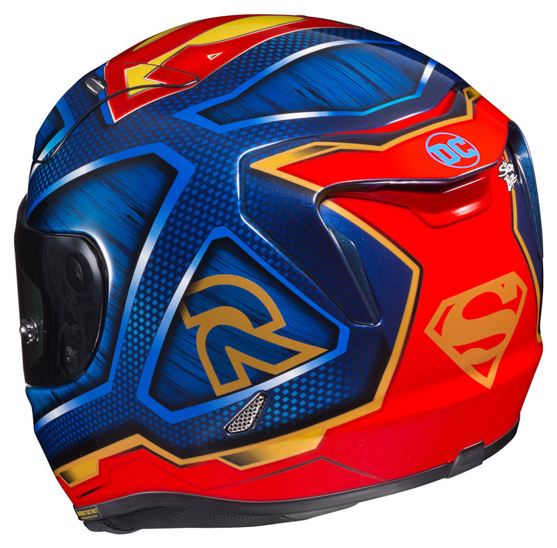 HJC RPHA 11 SUPERMAN