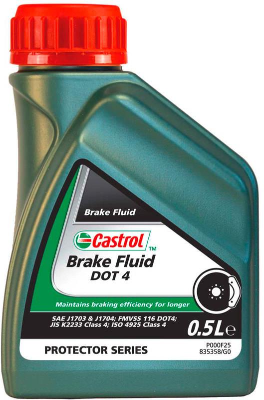 CASTROL BRAKE FLUID