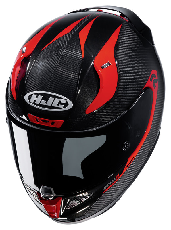 HJC RPHA 11 CARBON BLEER