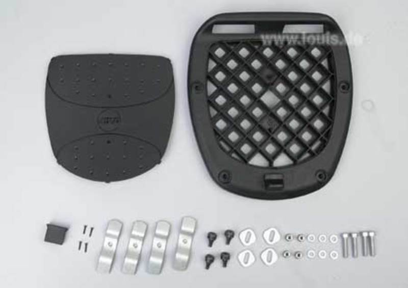 TOP-CASE ADAPTER PLATE