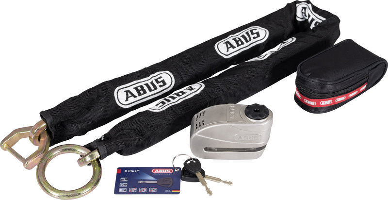 ABUS 8008+12KS120 BLACK