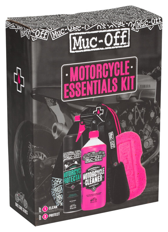 MUC-OFF ESSENTIALS